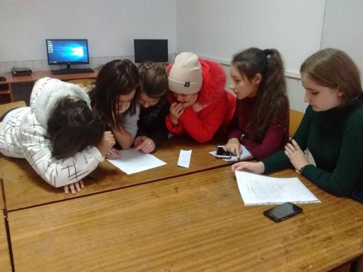 Як уГощанській гімназії закінчився тиждень математики та інформатики