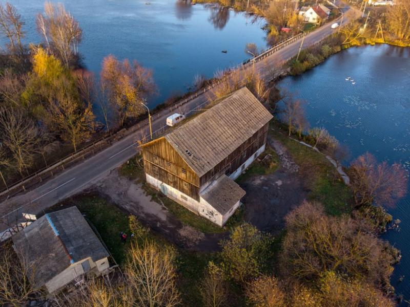 Мандруємо селищем: Заставський водяний млин