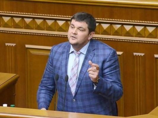 Нардеп від Гощанщини підтримав скасування кримінальної відповідальності за незаконне збагачення