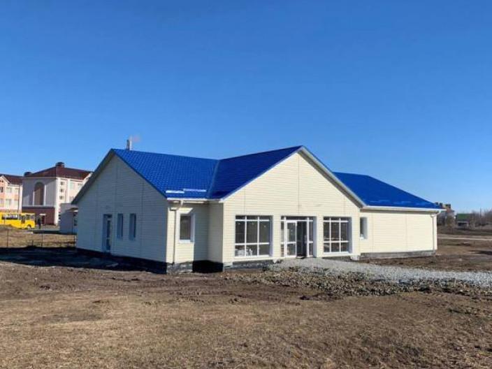 Нову амбулаторію у Горбакові відкриють цієї весни