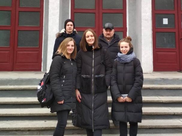 Школярі з Бугрина посіли призові місця у Всеукраїнській олімпіаді
