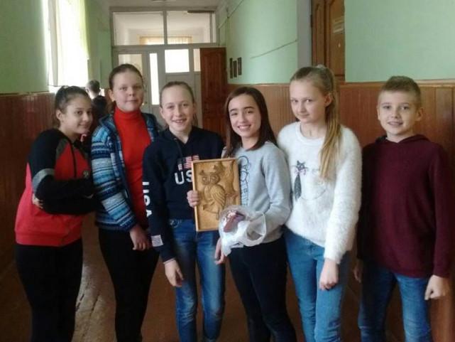 перемогу вибороли учні ІІ(6) класу
