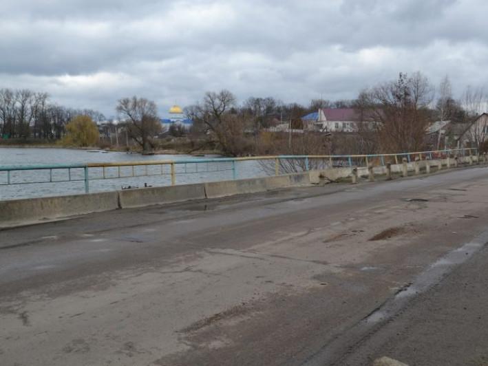 Міст по вулиціЗастав'я