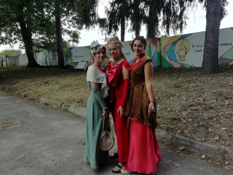 Подруги пані Валевської