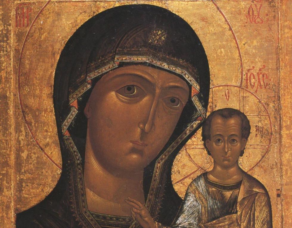 Казанська ікона Божої Матері