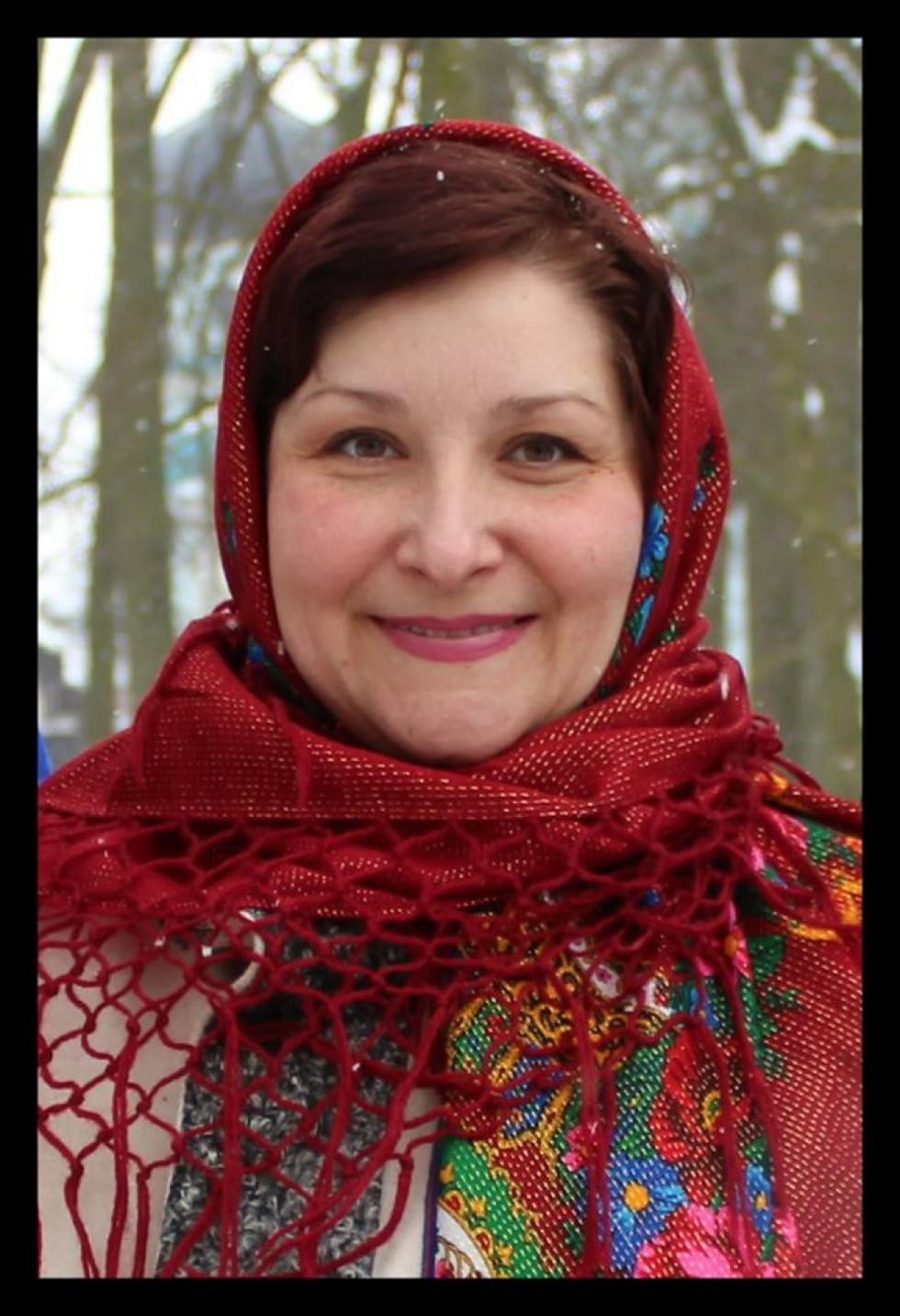 Наталія Січкарук