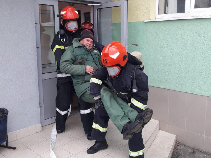 Гощанський РС ГУ ДСНС України у Рівненській області