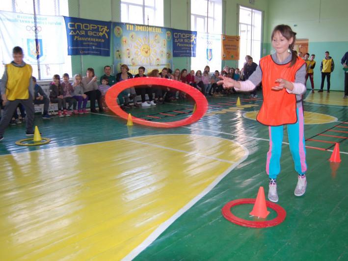 Шкільні змагання