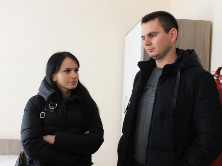 Лікар із дружиною