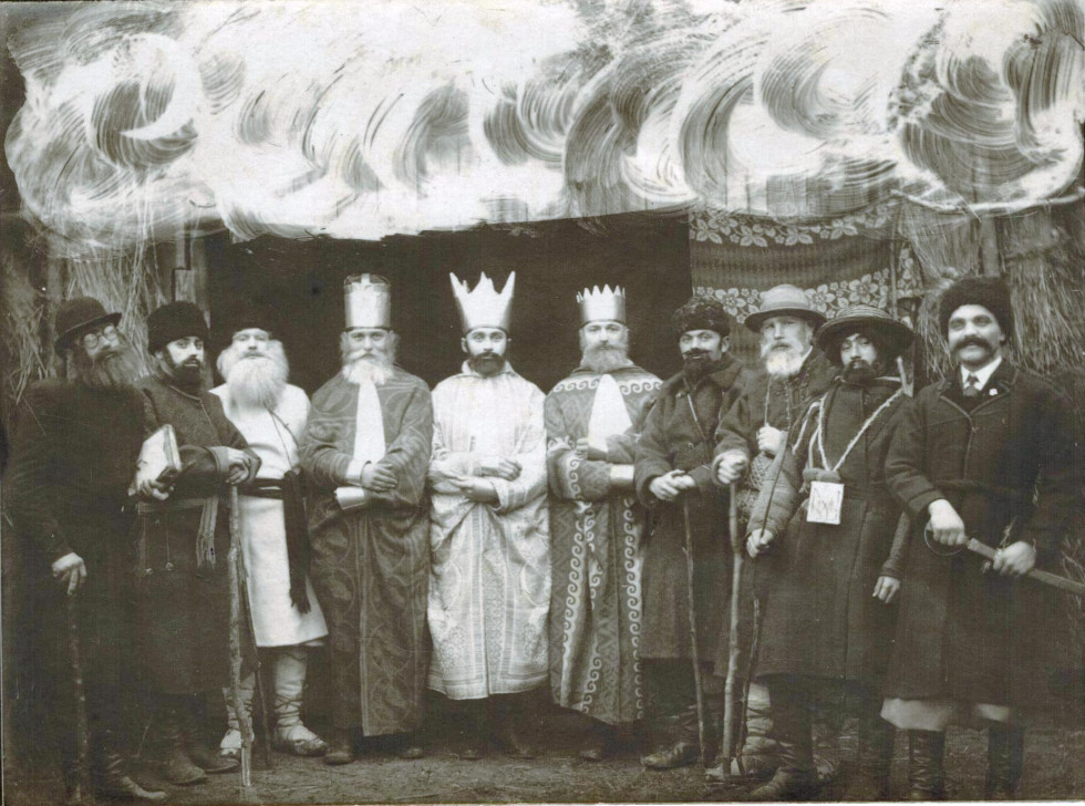 Вертеп 1929 року