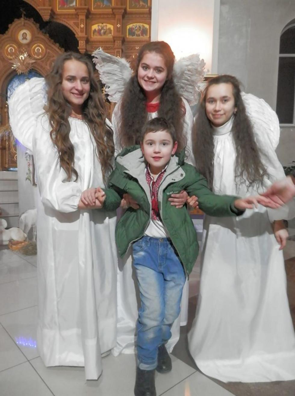 Збирають кошти на лікування юного ковельчанина з ДЦП Вови Рубіновського