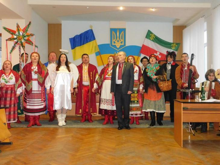 Аматори із Гощанщини