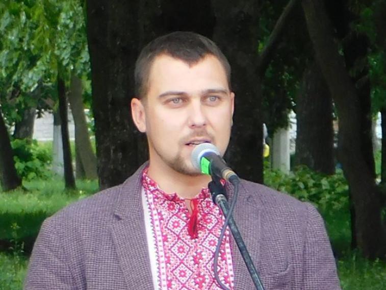 Тарас Гоменюк