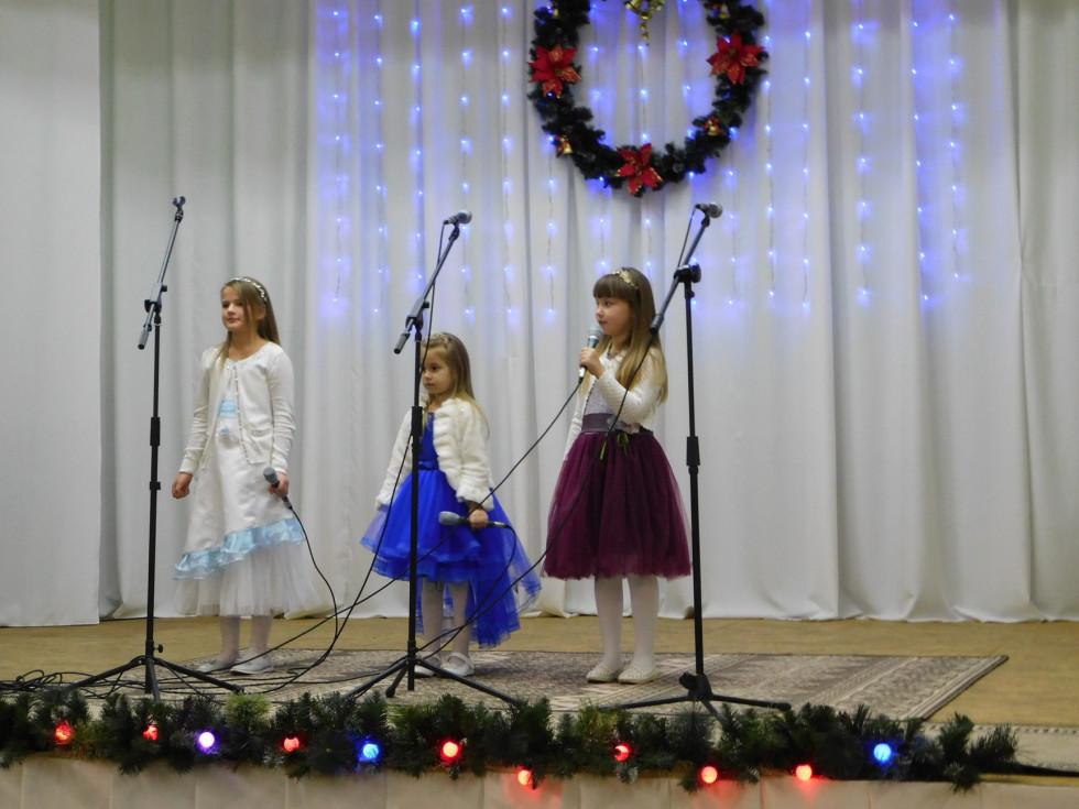 Юні артистки з Острожчини