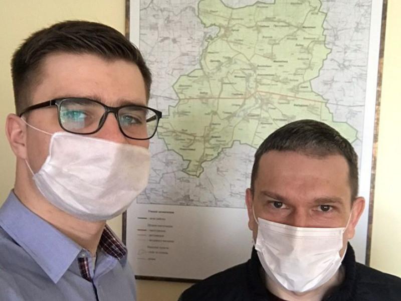 Євгеній Сульжук і Василь Романюк