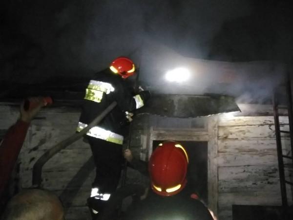 Деталі пожежі: у селі Колесники горів житловий будинок