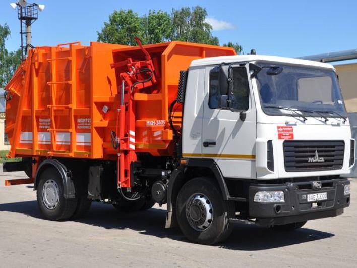 Щоб не загрузнути в смітті: у Гощі хочу придбати сміттєвоз майже за 2 мільйони гривень