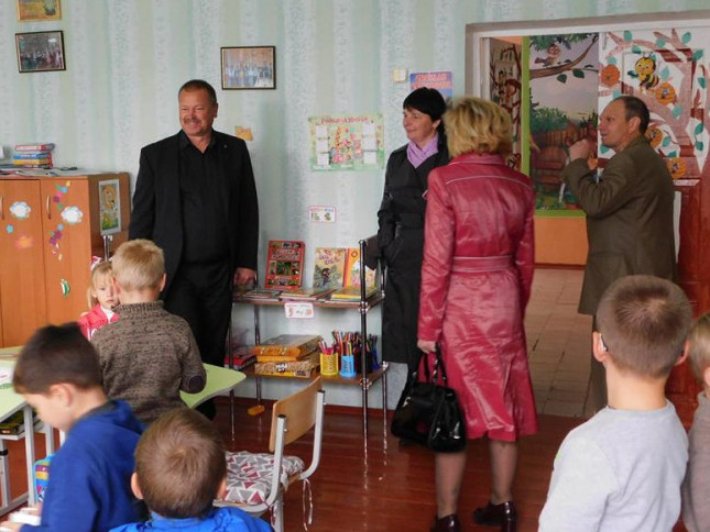 Депутати райдержадміністрації відвідали Бабинську ОТГ