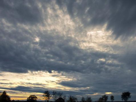 У Гощі 8  жовтня протягом дня очікується хмарна погода