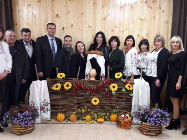 Делегація з Польщі гостювала у Бугринські ОТГ
