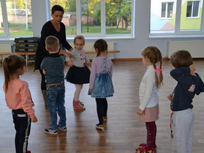У Гощі малюків навчатимуть основам класичного танцю