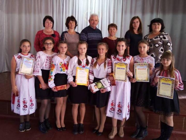 Конкурс патріотичної пісні «Поліська січ» відбувся у селі Бугрин