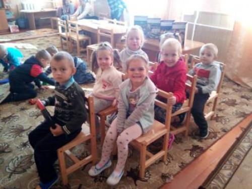 У дитсадку «Пташенятко» малюків навчали правилам безпеки життєдіяльності
