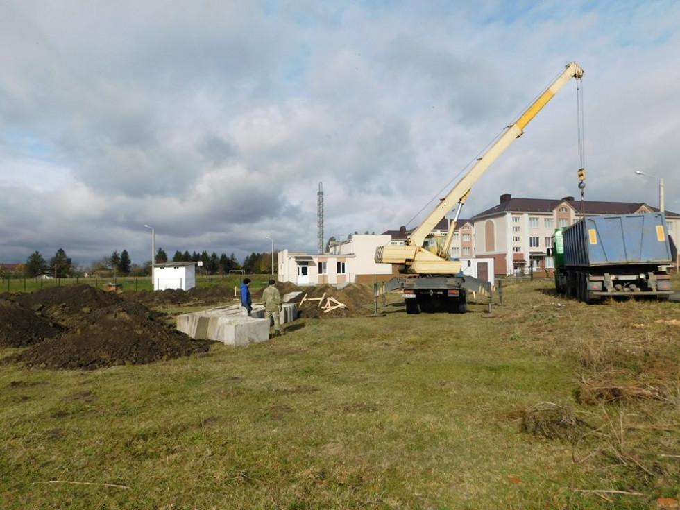 У селі Горбаків розпочали будівництво амбулаторії за майже 6 мільйонів гривень