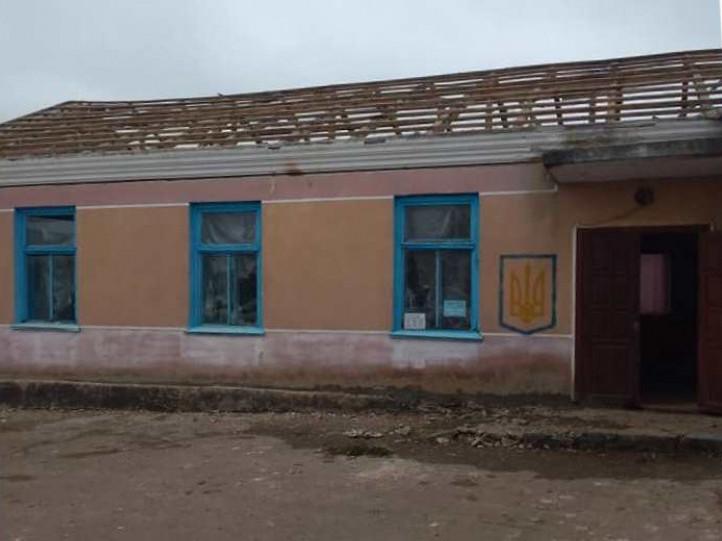 У селі Бочаниця розпочали ремонт клубу