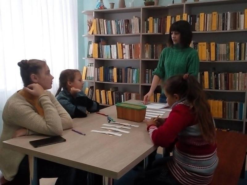 У селі Вільгір діти дізнавалися як бути медіаграмотними