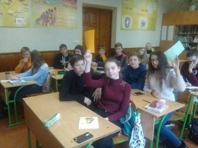 Інтелектуальні ігри, змагання: у Гощанській гімназії відбувається тиждень математики