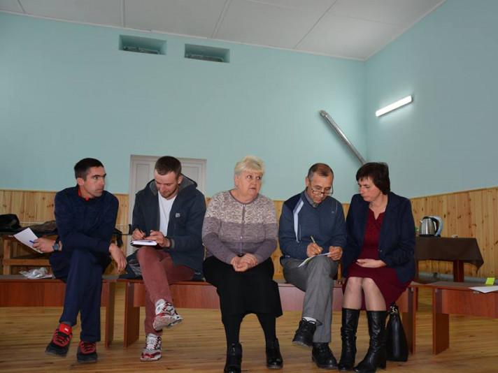Вчителі Бугринської ОТГ відвідали тренінг «З Україною в серці»