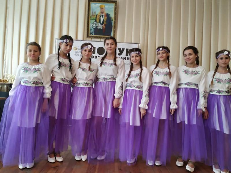 Ансамбль з Гощі переміг на Міжнародному вокальному конкурсі