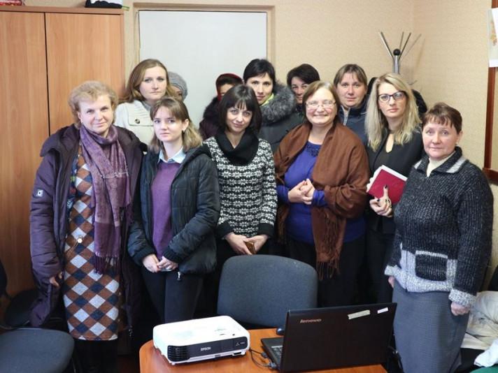 У Бугрині обговорили як протидіяти домашньому насильству