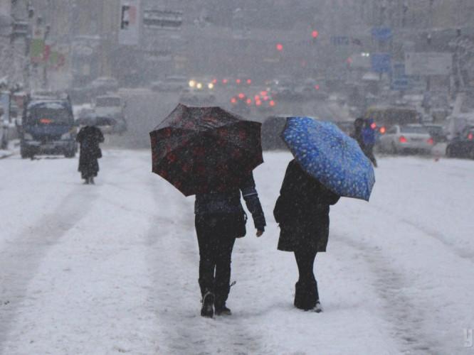 Дощ зі снігом: погода у Гощі 3 грудня