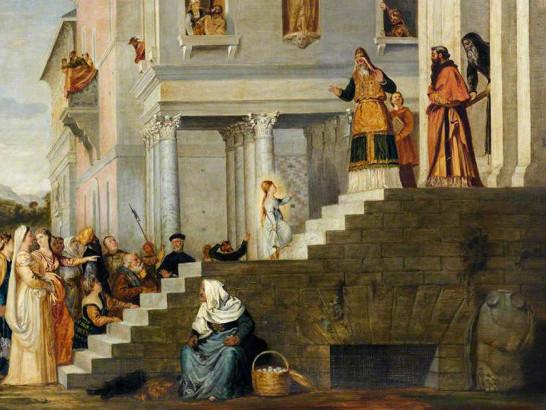 Свята, іменини та дати 4 грудня: Введення в храм Пресвятої діви Марії