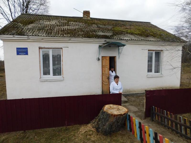 До кінця року у селі Малятин замінять дах амбулаторії