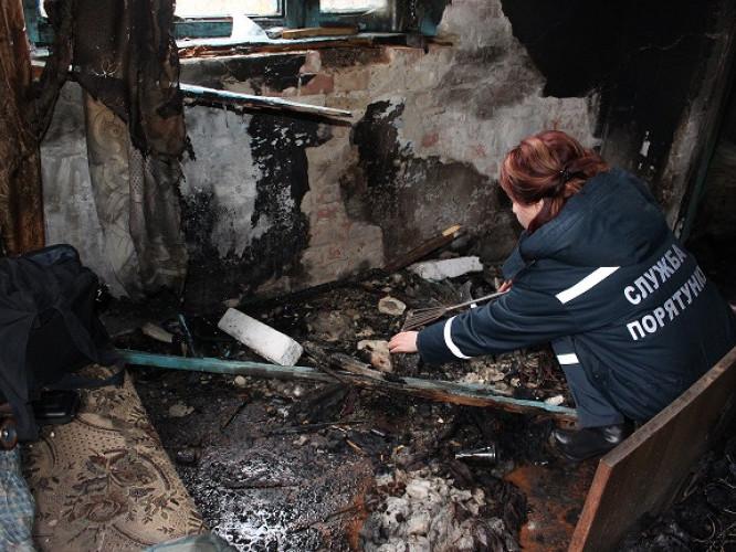 Малинівка: у пожежі загинули дядько та племінник