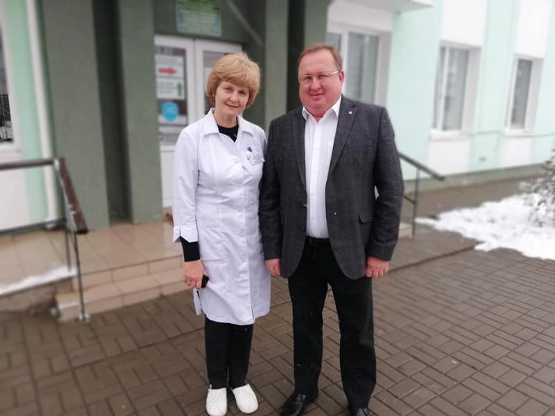 Гощанську районну лікарню назвали однією з найпрогресивніших в області