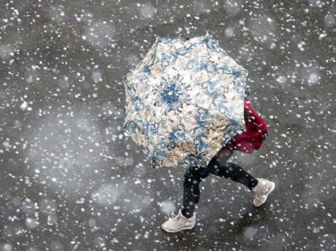 Дощ зі снігом: погода у Гощі 22 грудня