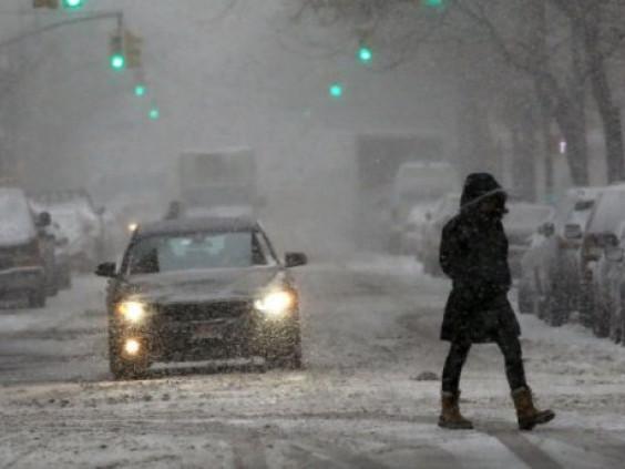 У Гощі 24 грудня очікується дрібний сніг