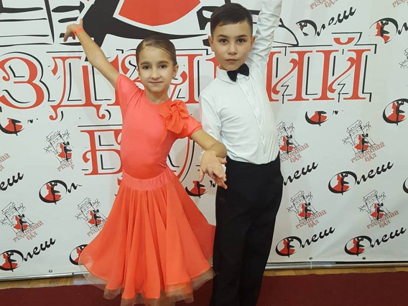 Бугринські танцюристи перемогли на міжнародному фестивалі