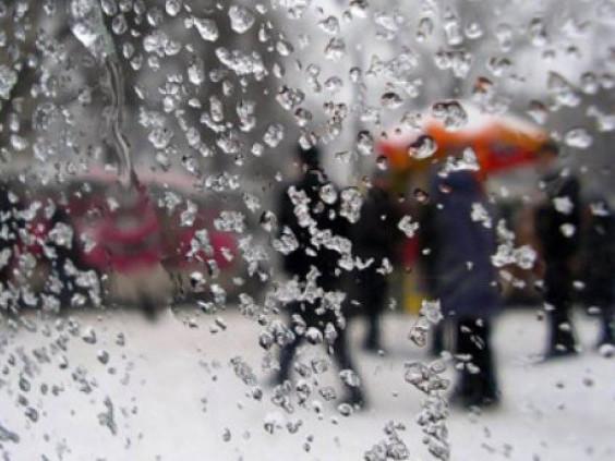 Дрібний дощ: погода у Гощі 27 грудня