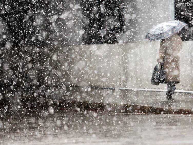 Сніг з дощем: погода у Гощі 30 грудня