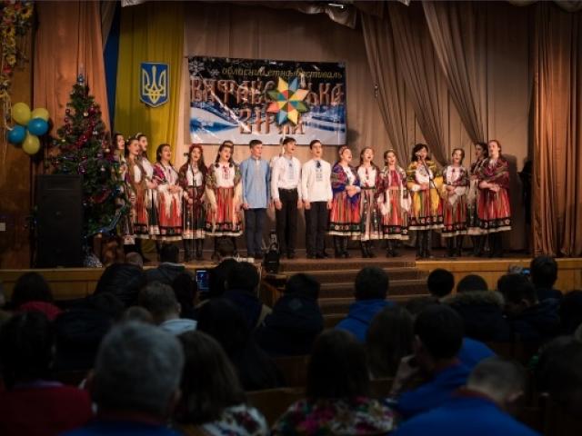 Колектив з Гощанщини взяв участь в обласному етно-фестивалі