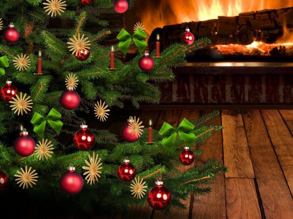 Рятувальники креативно привітали жителів Рівненщини з Різдвом