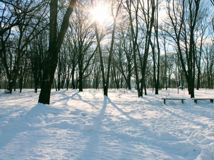 Ясна погода очікується у Гощі 10 лютого