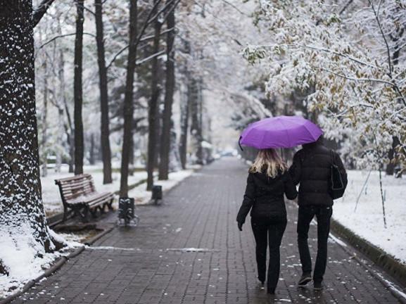 Дощ зі снігом: погода у Гощі 11 лютого