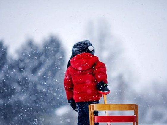 Дрібний сніг: погода у Гощі 13 лютого