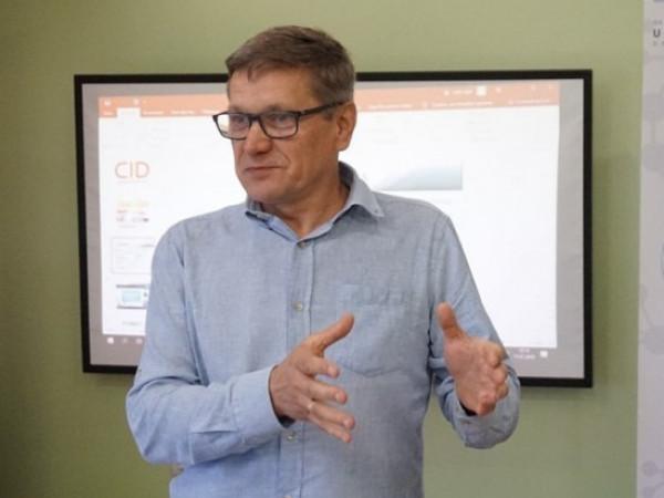Керівник Волинського регіонального офісу програмиU-LEADз ЄвропоюАнатолій Пархом'юк